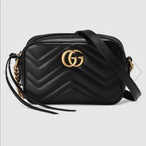 black gucci marmont!